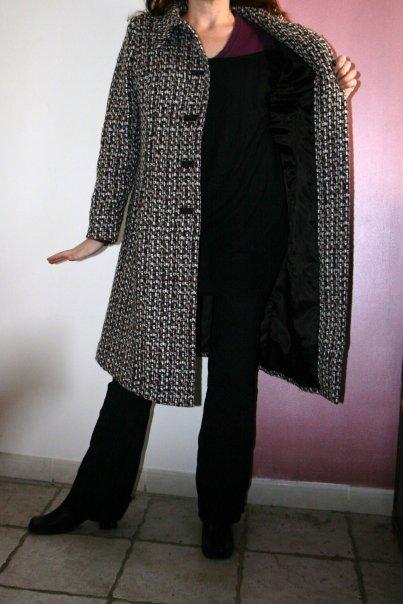 Mon premier manteau