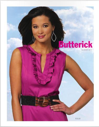 Butterick été 2011