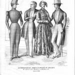 journal raisonné du tailleur 1843 juillet