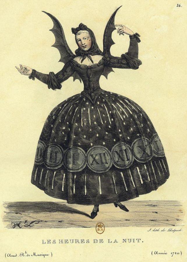 Costumes de Théâtre 1670 à 1820