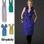 N°7 Cynthia Rowley pour Simplicity - Réf. 2497