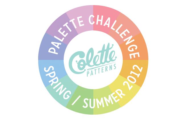 Palette Challenge printemps-été 2012