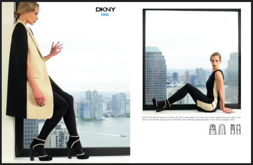 Vogue automne 2012
