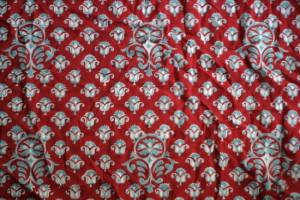 Tissu indien coton