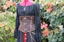 Costume de sorcière Haradrim