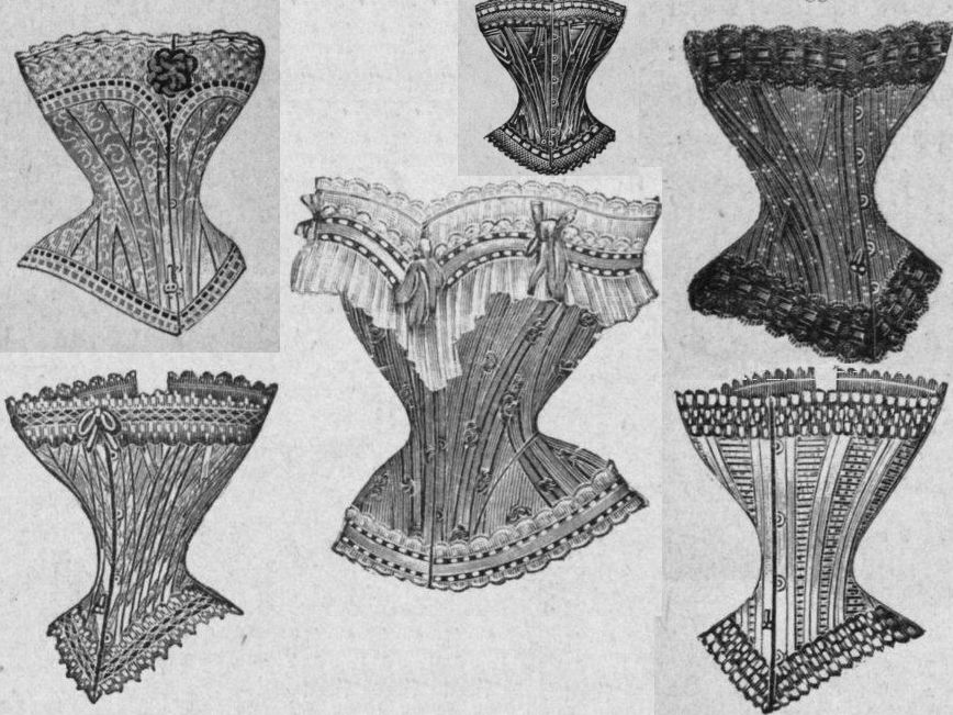 Magazine «Beauté corset» 1900