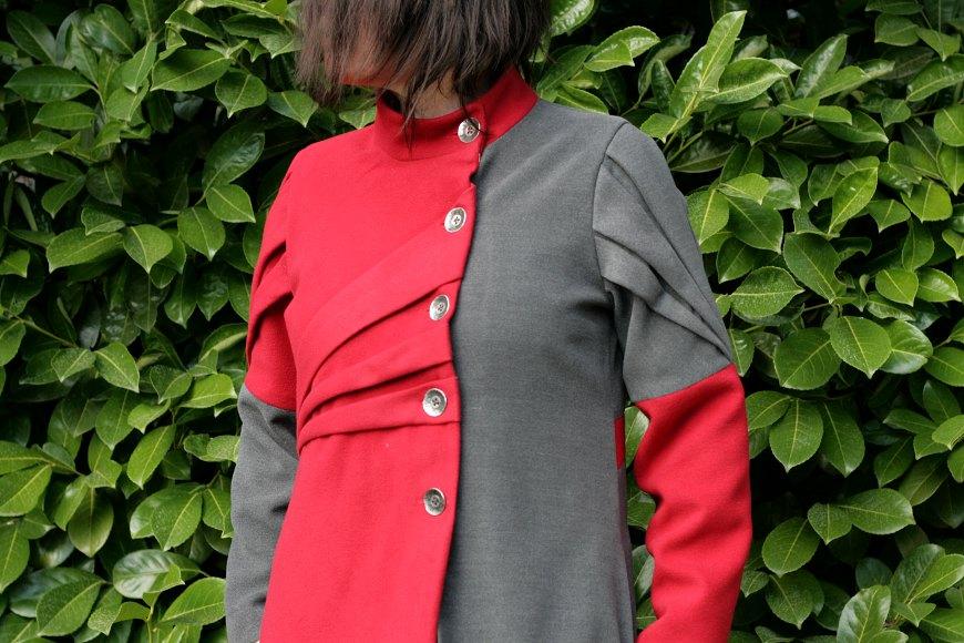 Manteau origami – Lalimaya