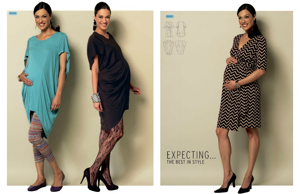 Bien connu patrons grossesse - Couture Stuff CE49