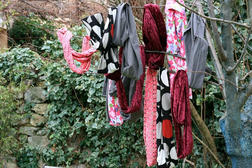 Une infinité d écharpes infinies - Couture Stuff 5e85736aef5d
