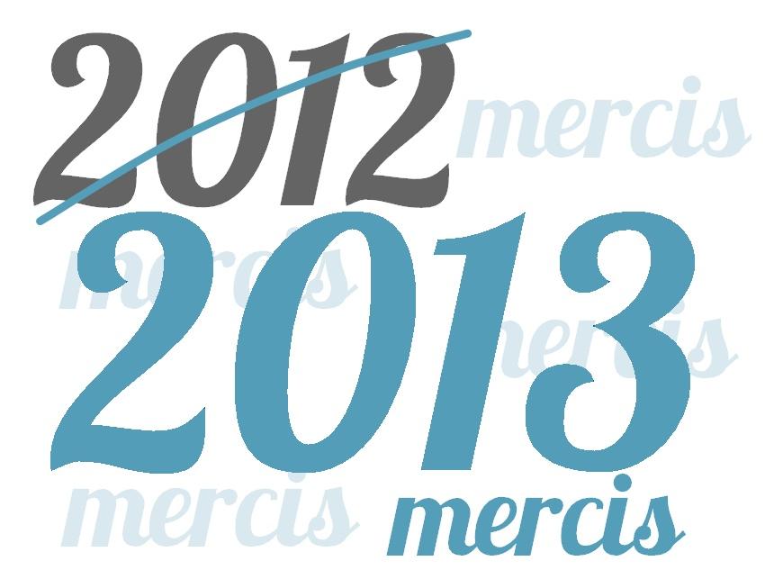 2012 mercis !