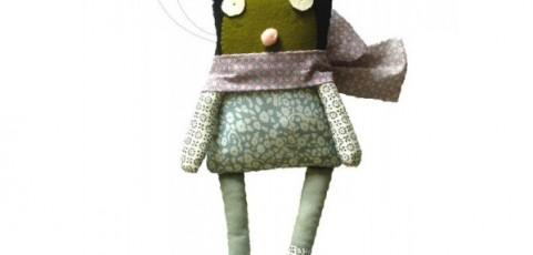 Kit de couture doudou + code promo !