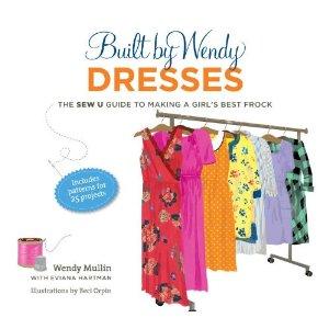 Built by Wendy Dresses : un livre pour créer ses propres robes !