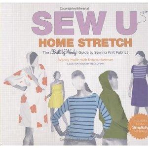 SEW U – Home stretch : un livre de couture spécial tissus extensibles