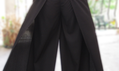 Couture facile: pantalon portefeuille