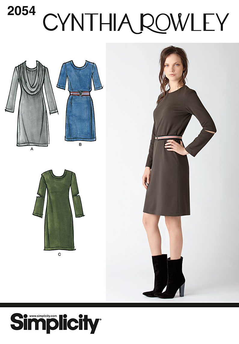 Simplicity Newlook Automne Hiver 2011
