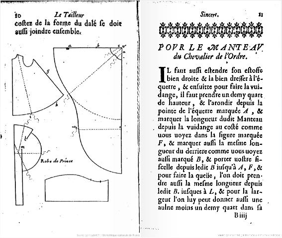Le Tailleur Sincère 1670