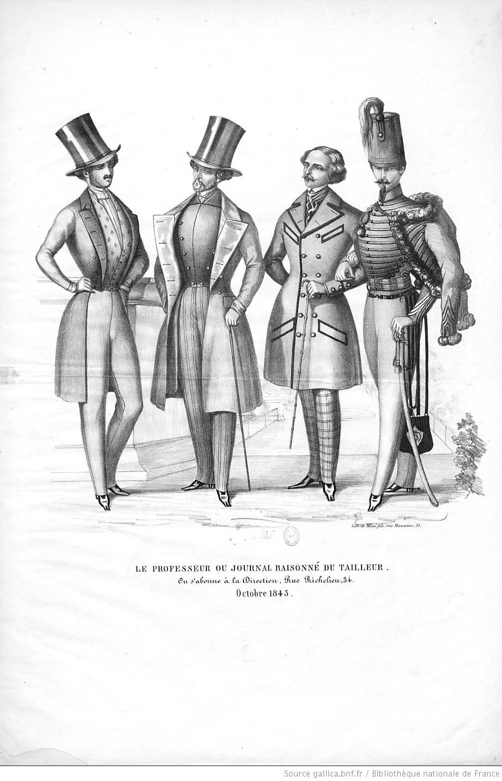 Journal raisonné du tailleur 1843