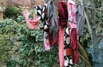 Une infinité d'écharpes infinies