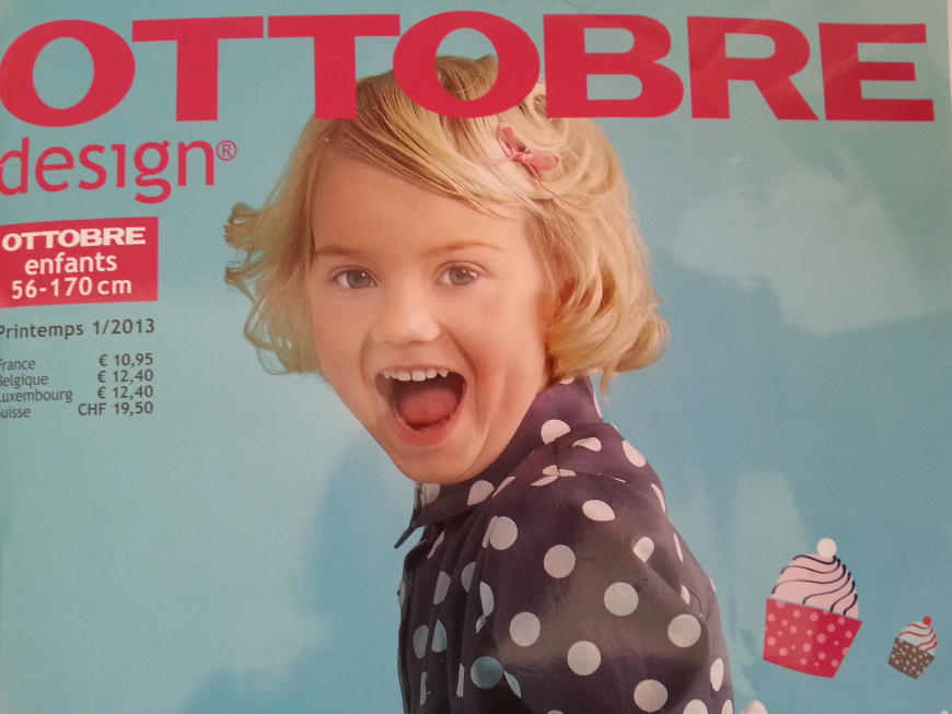 1er magazine Ottobre en français !